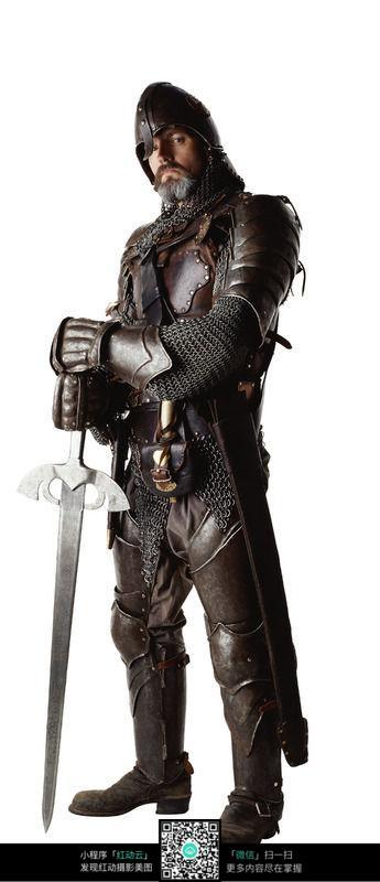 古代外国剑客