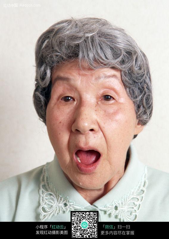 老人头像表情百态022图片_老年人物图片
