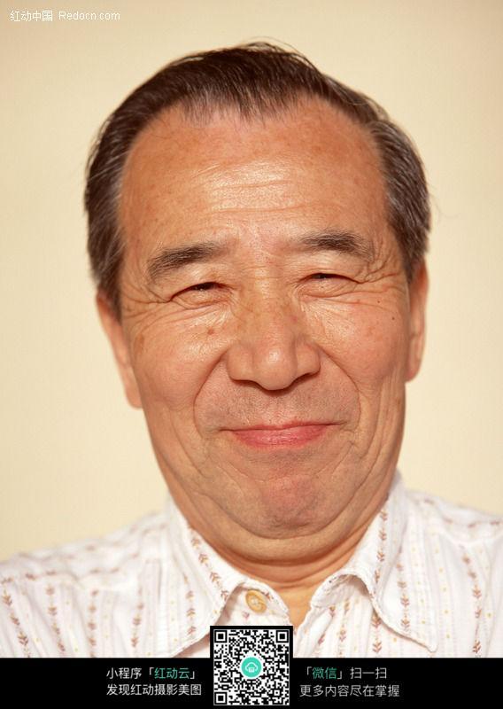 老人头像表情百态019