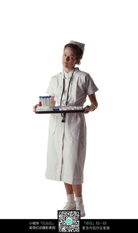 外国女护士图片