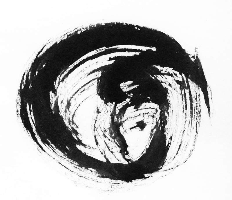 ps将照片变黑白手绘