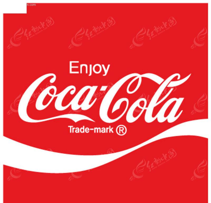可口可乐矢量图EPS免费下载 行业标志素材