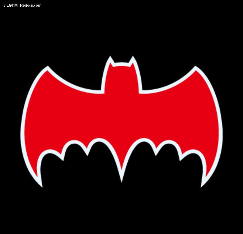 蝙蝠侠战车 卡通