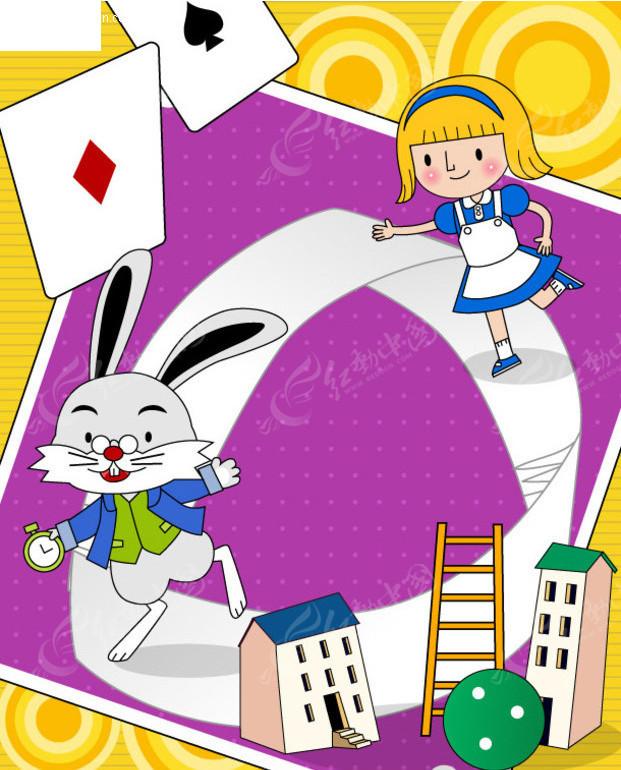 儿童卡通画(003)
