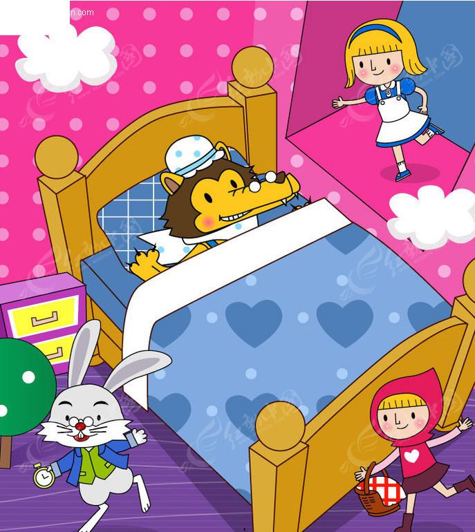 儿童卡通画(010)