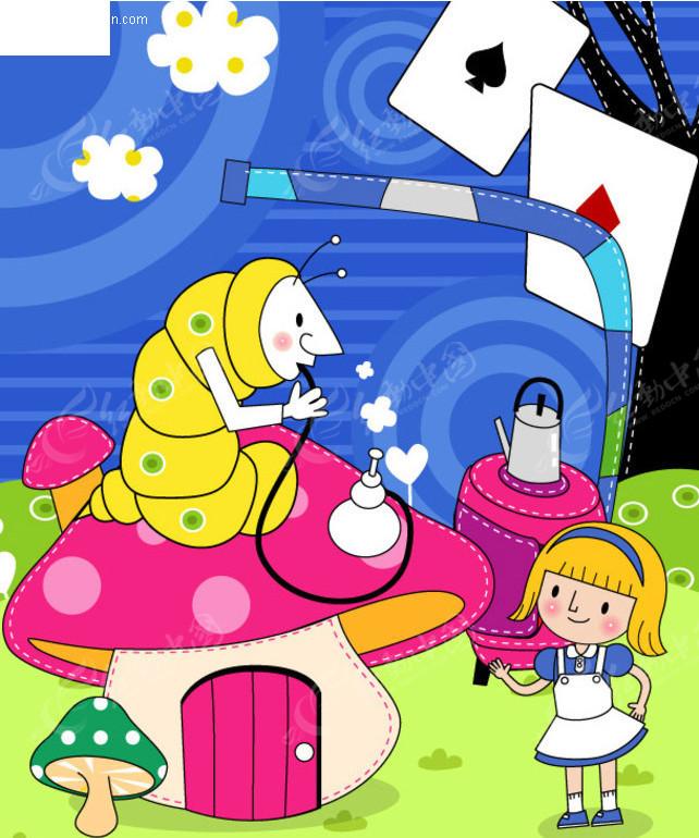 儿童卡通画(004)