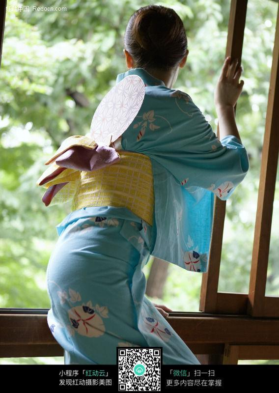 穿和服的日本女人71A图片编号:47987 女性