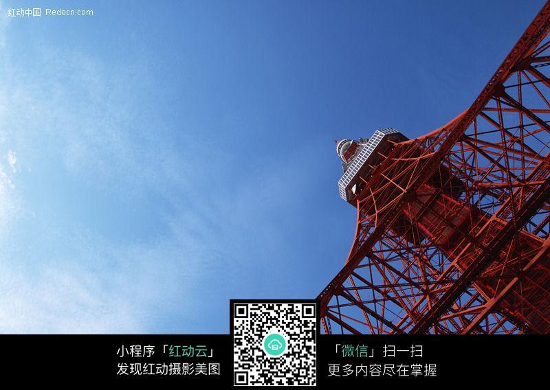 日本东京铁塔353a图片