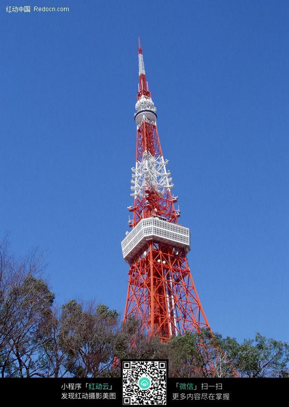 东京铁塔152图片