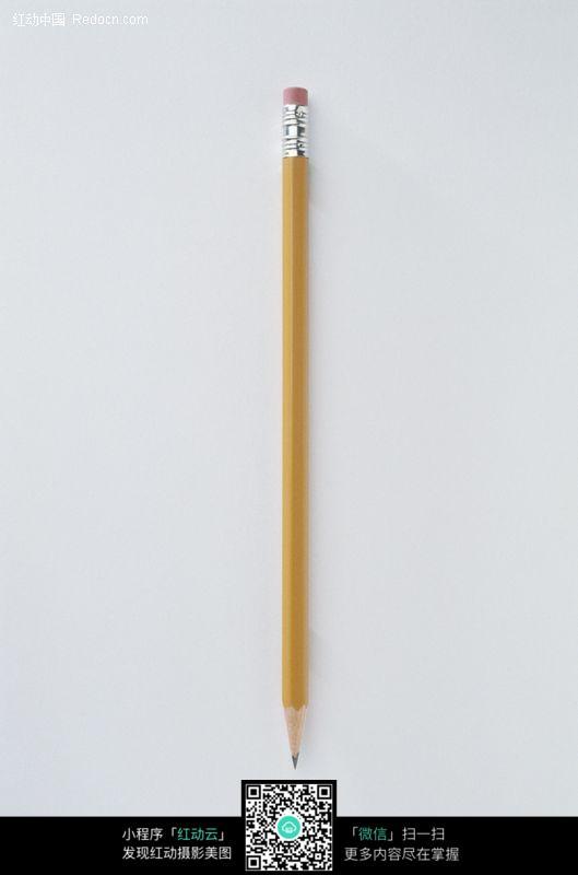 铅笔仙鹤松树画法