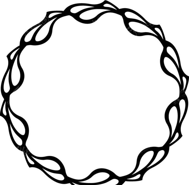 小学几何图形剪贴画
