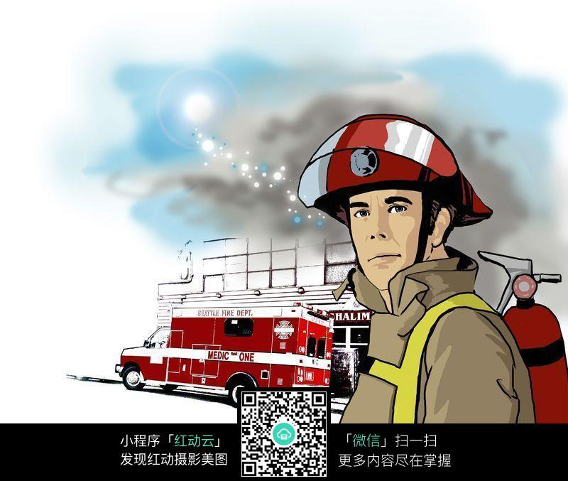 119消防员