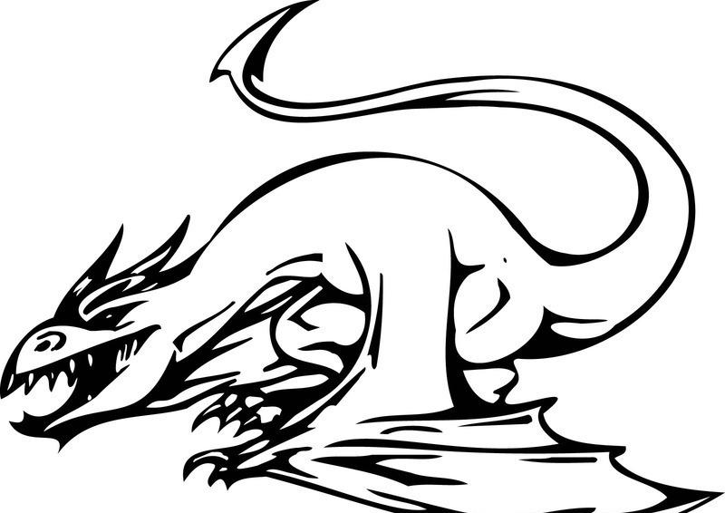 恐龙 047AI素材免费下载 编号56541 红动网