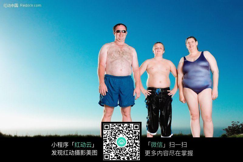 肥胖特征53_男性男人图片