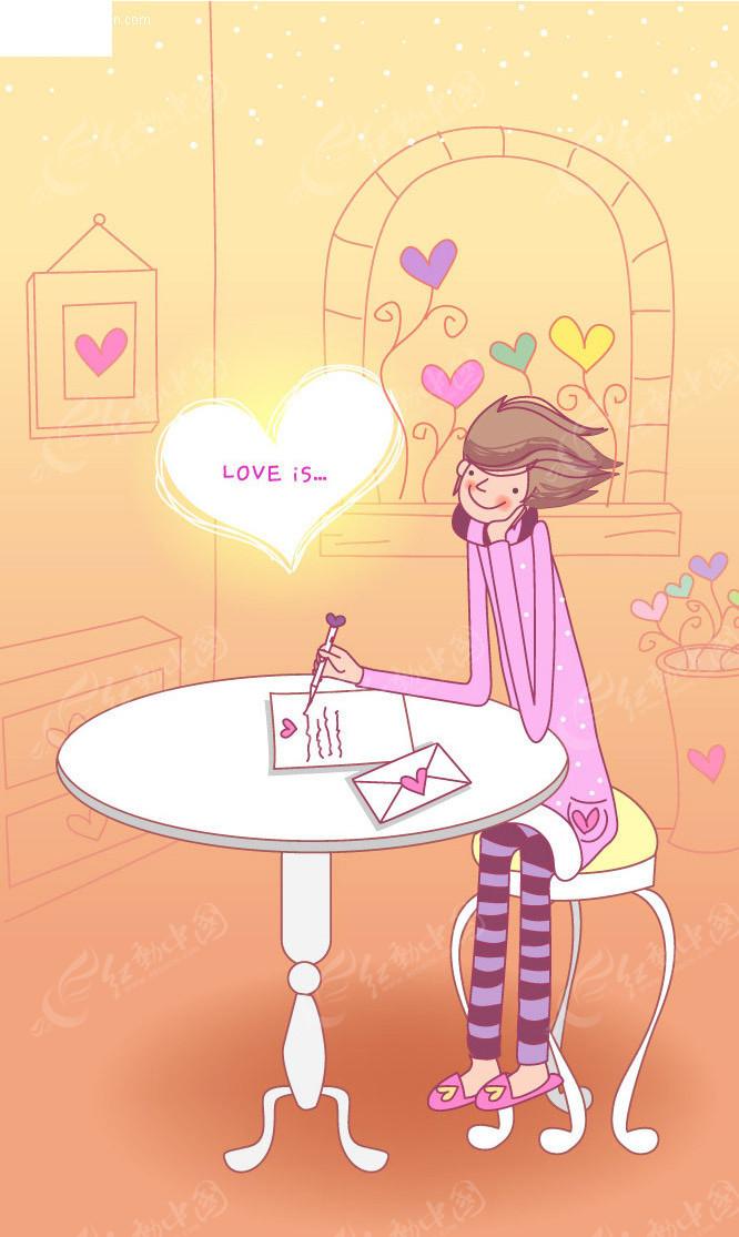 情人节卡通41