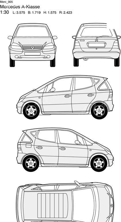 奔驰汽车5图片