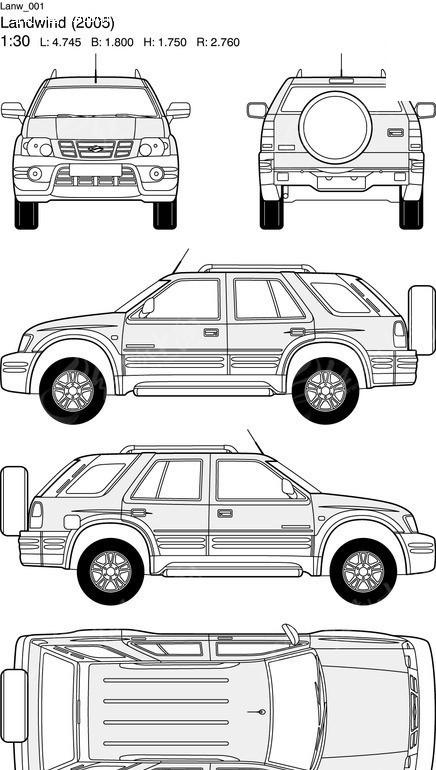 Landwin汽车EPS素材免费下载 红动网