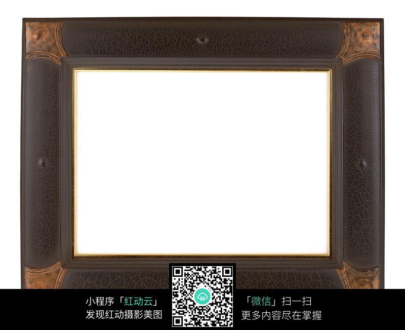 素材下载 图片素材 背景花边 边框相框 > 皮纹木质边框图片