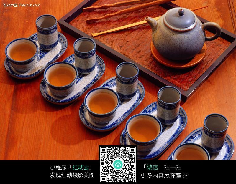 茶道的十三个步骤图解
