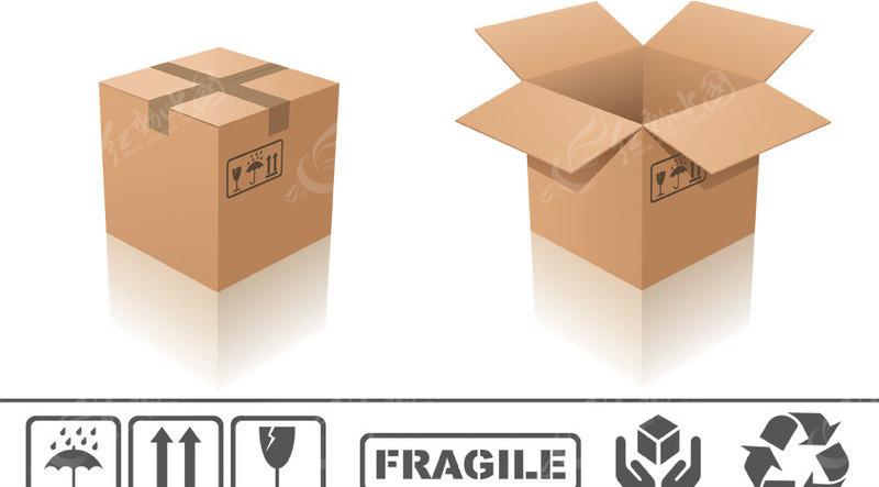 纸箱子_生活用品_红动手机版