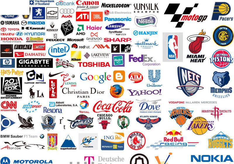 世界各大品牌的标志