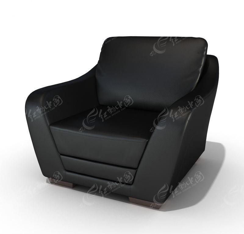 欧式仿古描白银布艺单人 仿古木质高靠背单人沙发 白色无扶手单人沙发