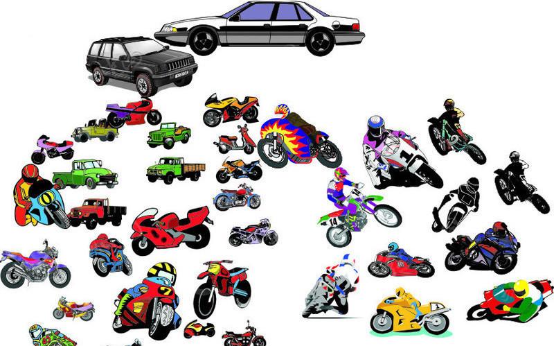 摩托车 赛车 摩托 头盔
