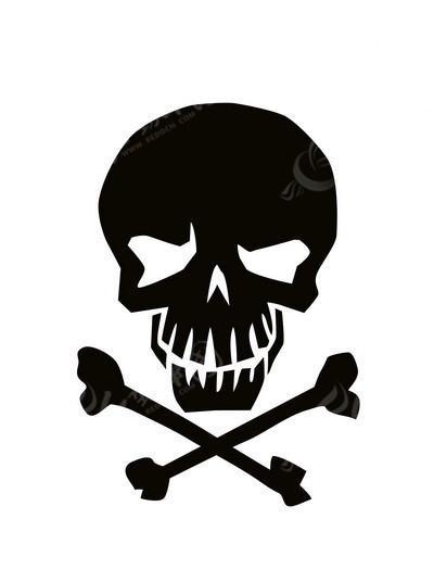 潮流骷髅头EPS素材免费下载 编号109801 红动网