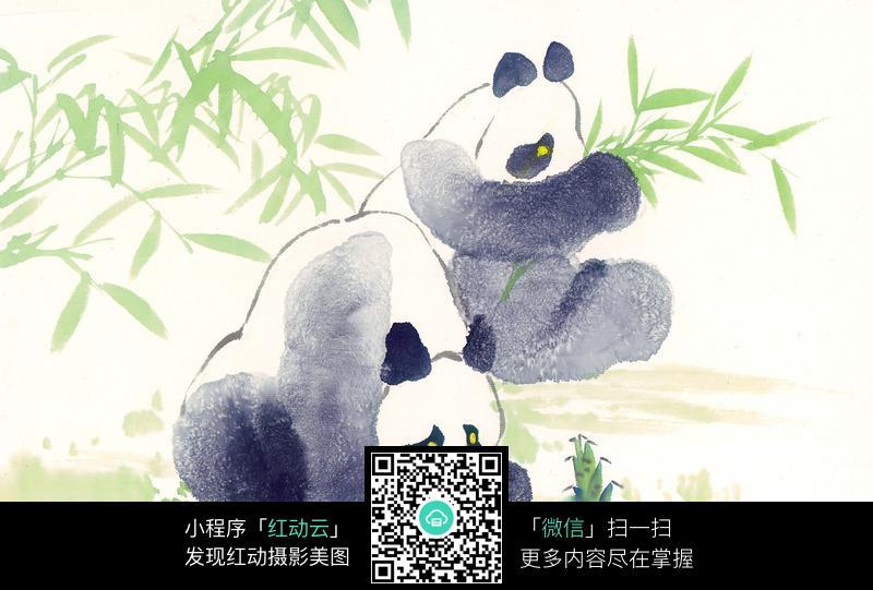 壁纸 大熊猫 动漫 动物 卡通 漫画 头像 800_541