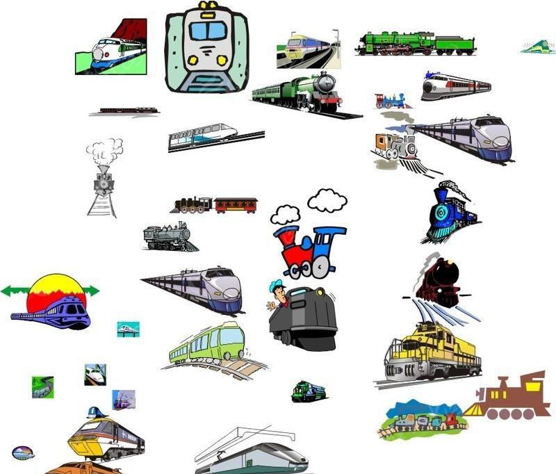 火车大全图片
