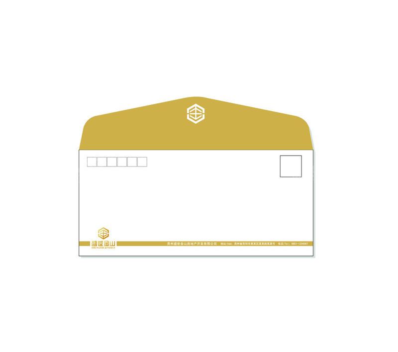 免费素材 矢量素材 广告设计矢量模板 vi设计 信封