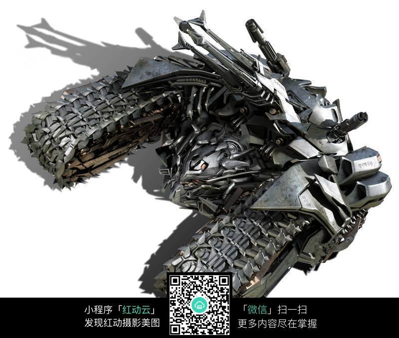 变形金刚狂派霸天虎威震天机器人
