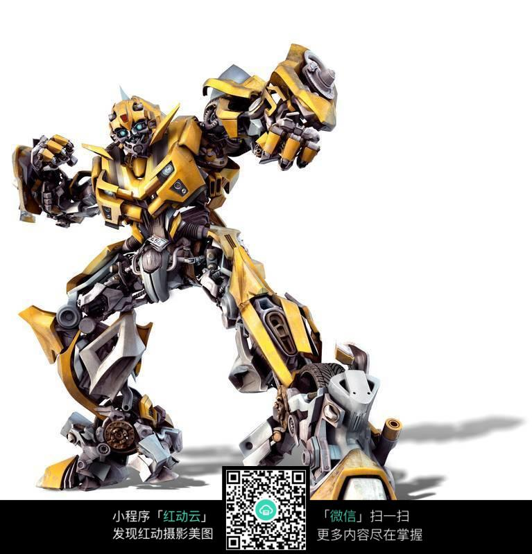 变形金刚汽车人 大黄蜂机器人 图片 编号 11370高清图片