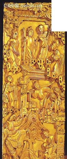 金漆木雕图案