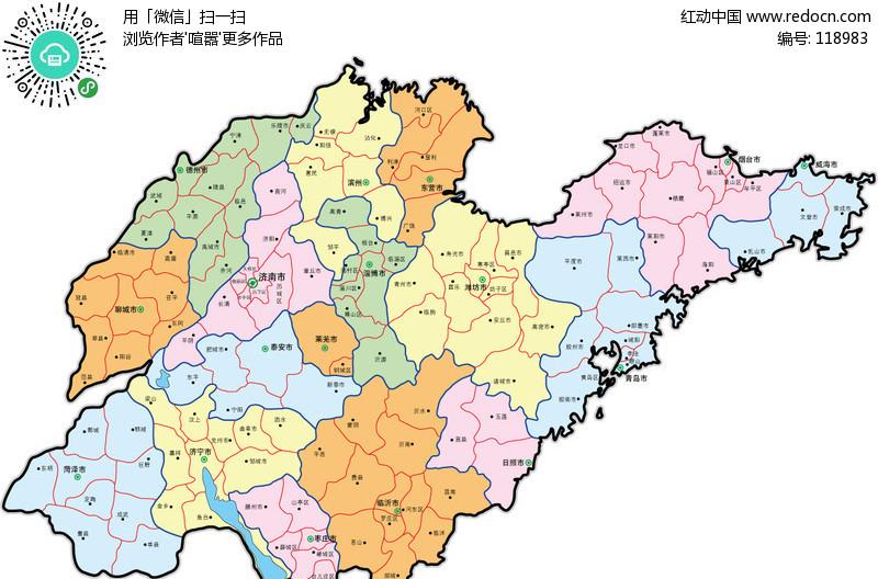 山东省地图 山东省烟台市地图 山东省平度市地图