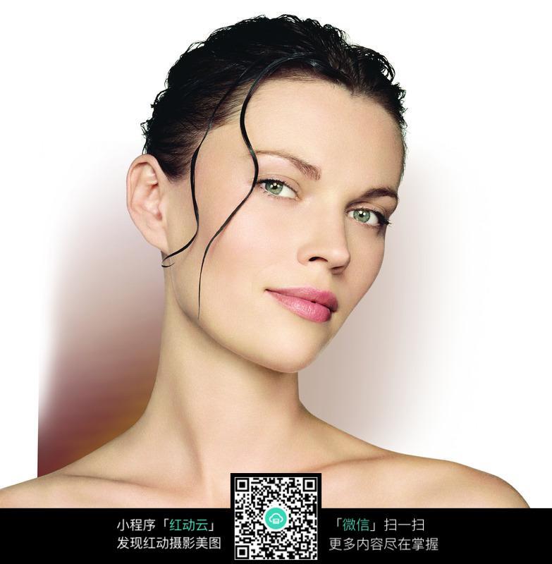 法国美容女人图片 女性女人图片