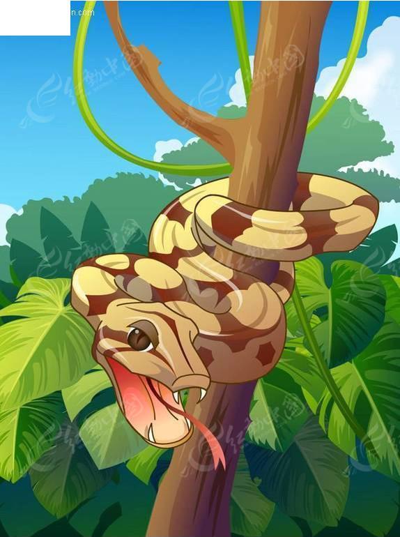 孕妇梦到大蟒蛇