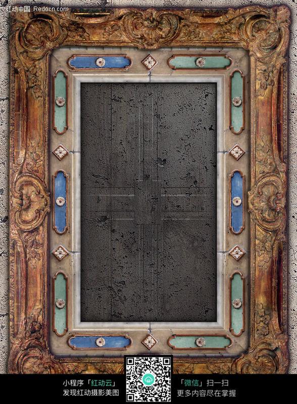 西方古典花纹边框图片免费下载 编号130036 红动网