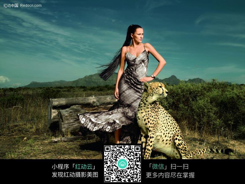 美女和野兽图片 女性女人图片