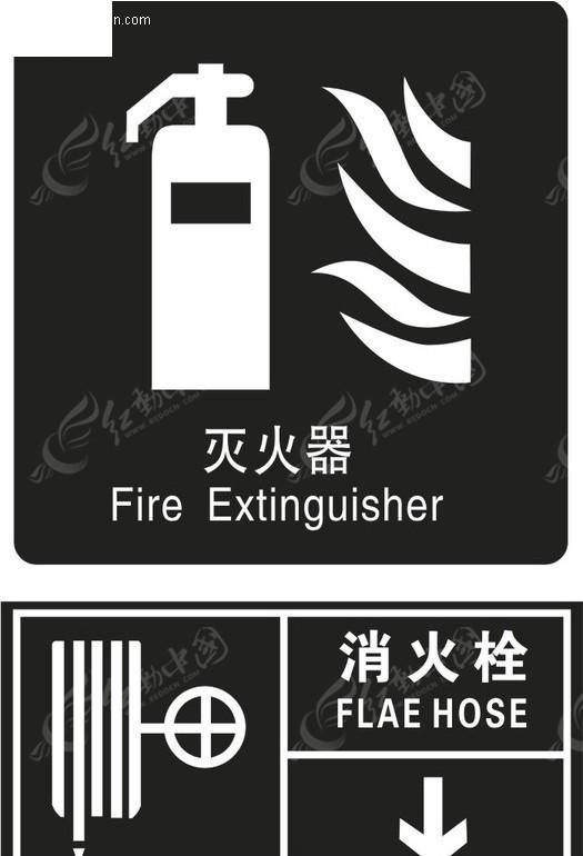 消防安全标识