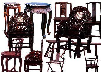 明清家具椅子图片