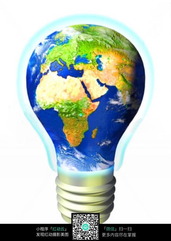 创意灯泡设计图片