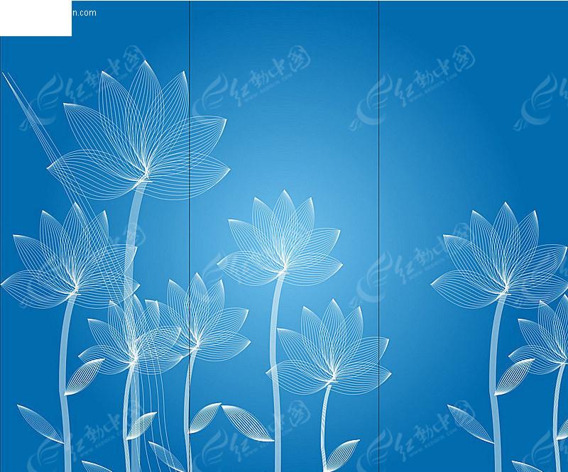 线描植物素材