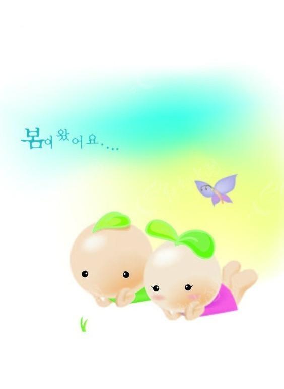 韩国土豆卡通人物
