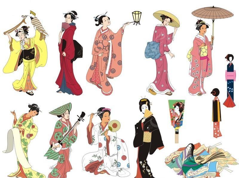 日本女人图片