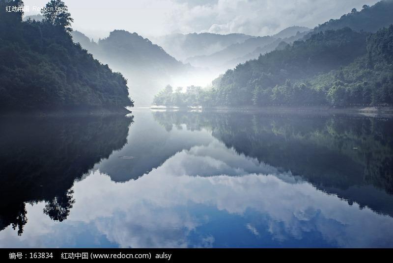 免费素材 图片素材 自然风光 自然风景 黄啸-阳明湖光  请您分享