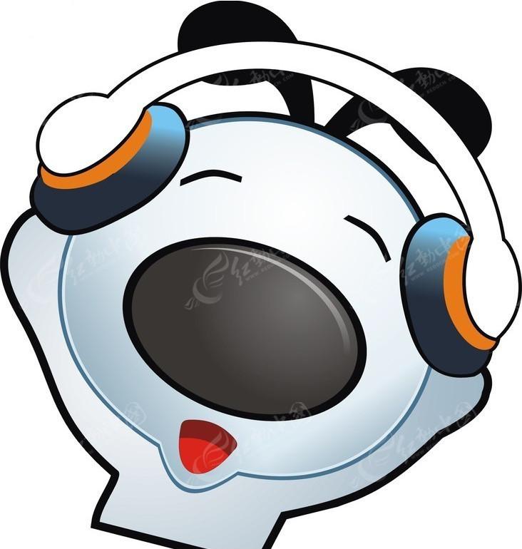 酷狗标志下载矢量图cdr免费下载