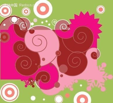 免费素材 矢量素材 花纹边框 花纹花边 漂亮可爱背景  请您分享: 红动