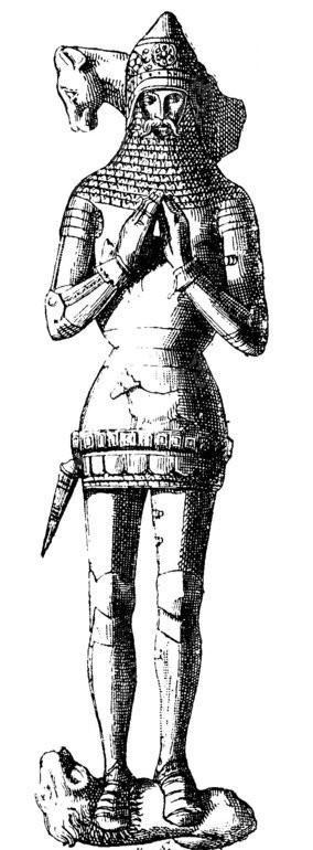矢量古罗马人物素材