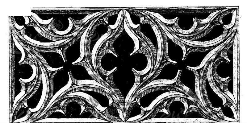 欧式窗户纹理图案图片